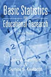 Basic statistics for educational research