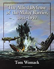 The Allied Defense of the Malay Barrier…