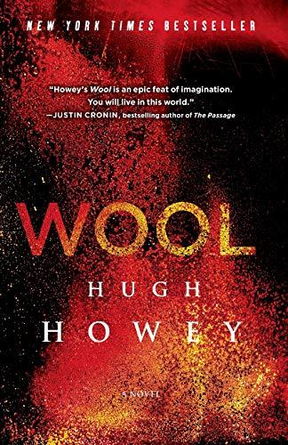 Wool written by Hugh Howey part of Wool