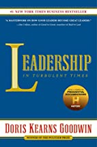 Leadership: In Turbulent Times by Doris…