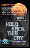 Hold Back This Day cover
