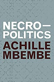 Necropolitics (Theory in Forms) – tekijä:…