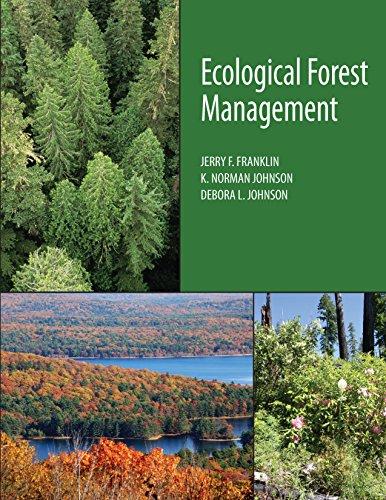Ecological forest management