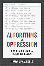 Algorithms of Oppression cover