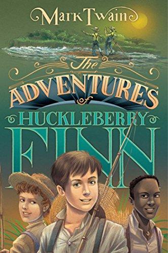 huckleberry finn summary