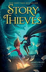 Story Thieves av James Riley