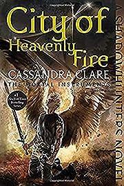 City of Heavenly Fire por Cassandra Clare