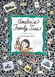 Amelia's Family Ties de Marissa Moss