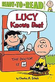 Lucy Knows Best (Peanuts) af Kama Einhorn