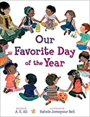 Our Favorite Day of the Year de A. E. Ali