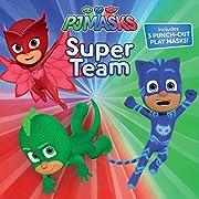 Super Team (PJ Masks) por Maggie Testa