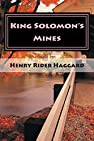 Image of the book King Solomon's Mines by the author