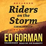 Riders on the Storm (Sam McCain Mysteries, Book 10) (The Sam Mccain Mysteries), Ed Gorman