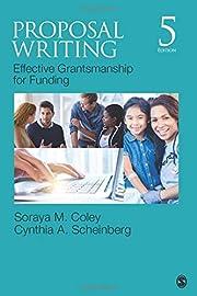 Proposal Writing: Effective Grantsmanship…