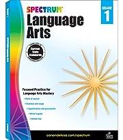 Spectrum | Language Arts Workbook | 1st…
