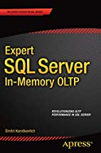 Expert SQL Server in-Memory OLTP by Dmitri…