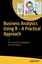Business Analytics Using R - A Practical…