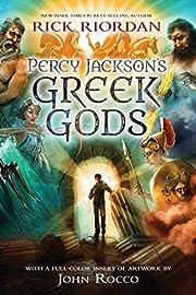 Percy Jackson's Greek Gods – tekijä: Rick…