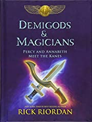 Demigods & Magicians: Percy and Annabeth…