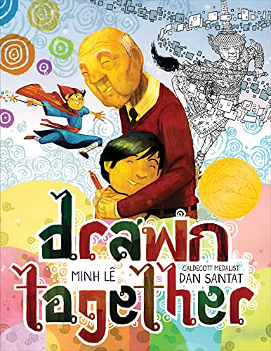 DRAWN TOGETHER BY MINH LEE
