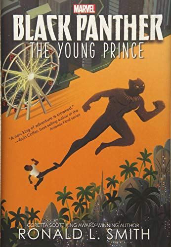 BLACK PANTHER: THE YOUNG PRINCE BY RONALD SMITH