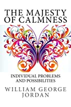 The Majesty of Calmness: Individual Problems…