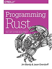 Programming Rust: Fast, Safe Systems…