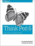 couverture du livre Think Perl 6