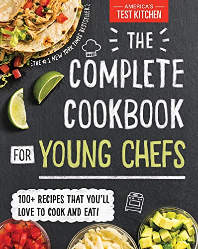 The Complete Cookbook for Young Chefs by America