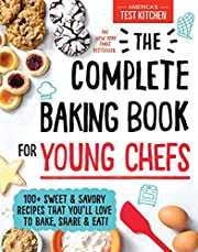The Complete Baking Book for Young Chefs:…
