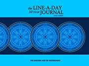 The Line-A-Day 10 Year Journal: Blue Jacket…