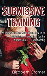 Submissive Training: 23 Things You Must Know…