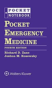 Pocket emergency medicine – tekijä: Erica…