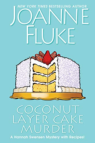 Coconut Layer Cake Murder by Joanna Fluke