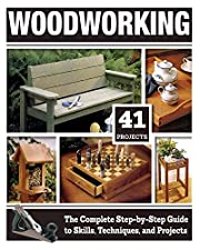 Woodworking: The Complete Step-by-Step Guide…
