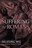 Suffering in Romans book cover