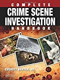 Complete Crime Scene Investigation Handbook @amazon.com