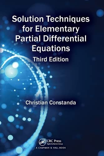 PDF] Solution Techniques for Elementary Partial Differential