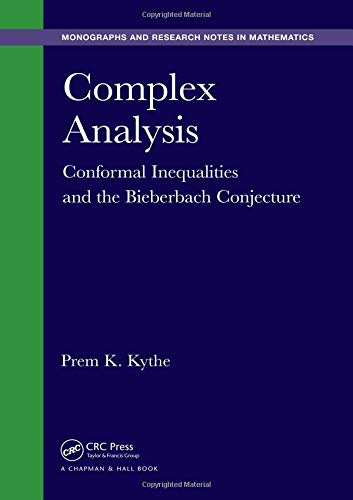 PDF] Complex Analysis: Conformal Inequalities and the