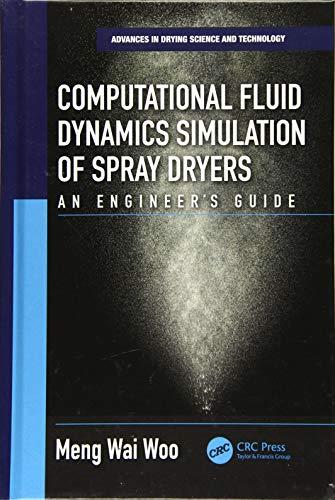 PDF] Computational Fluid Dynamics Simulation of Spray Dryers