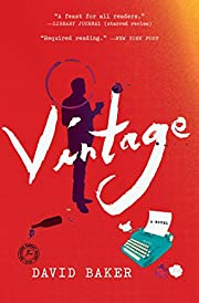 Vintage: A Novel – tekijä: David Baker
