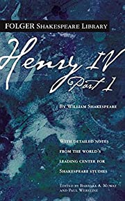 Henry IV, Part 1 (Folger Shakespeare…