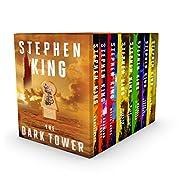 The Dark Tower 8-Book Boxed Set – tekijä:…