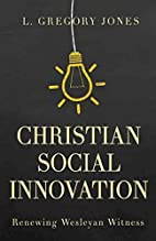 Christian Social Innovation: Renewing…