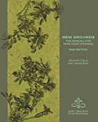 New Grounds: The Manual for Non-Toxic Etching by Regina Held and Ray Maseman