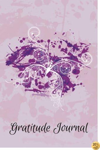 Gratitude Journal Butterfly An Inspirational Notebook For Her by ...