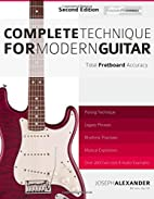 Complete Technique for Modern Guitar: Second…
