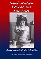 Hand-Written Recipes and Memories: From…