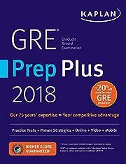 GRE Prep Plus 2018: Practice Tests Proven…