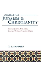 Comparing Judaism and Christianity: Common…
